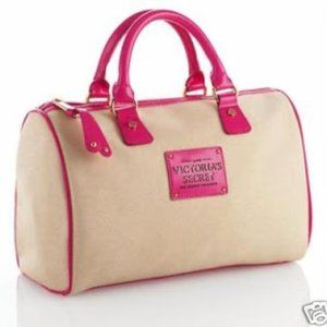 "Victoria's Secret ""The Classic Bag"" Beige Speedy"